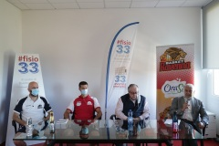 ORASI' BASKET RAVENNA - Presentazione di Cinciarini