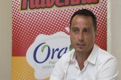 ORASI' BASKET RAVENNA - PRESENTATO MASSIMO BULLERI