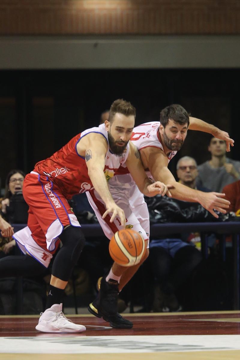 LNP serie A2 Ventiduesima giornata. OraSì Basket Ravenna - Le Naturelle Imola