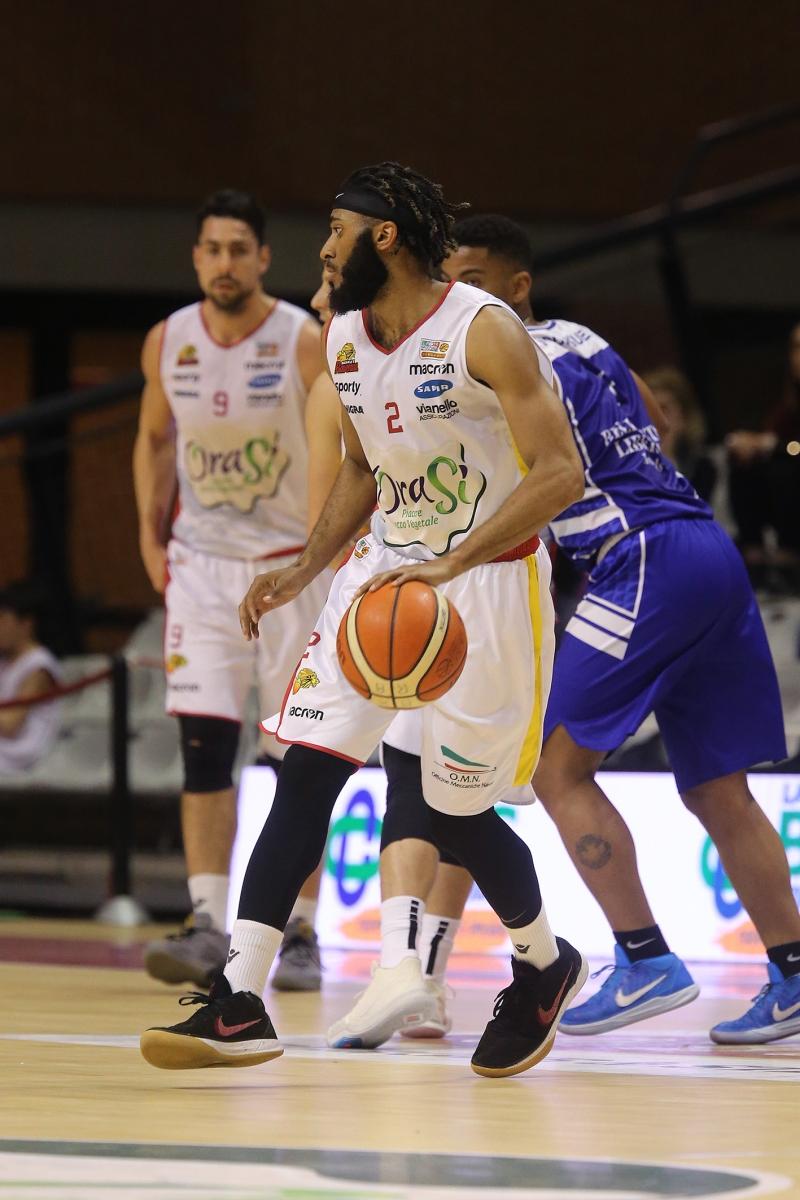 LNP serie A2 Venticiquesima giornata. OraSì Basket Ravenna - Cimorosi Roseto