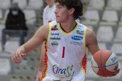 OraSi Basket Ravenna - Kienergia Rieti 83-73.
