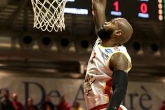 LNP serie A2 nona giornata.  OraSì Basket Ravenna - Agribertocchi Orzinuovi.