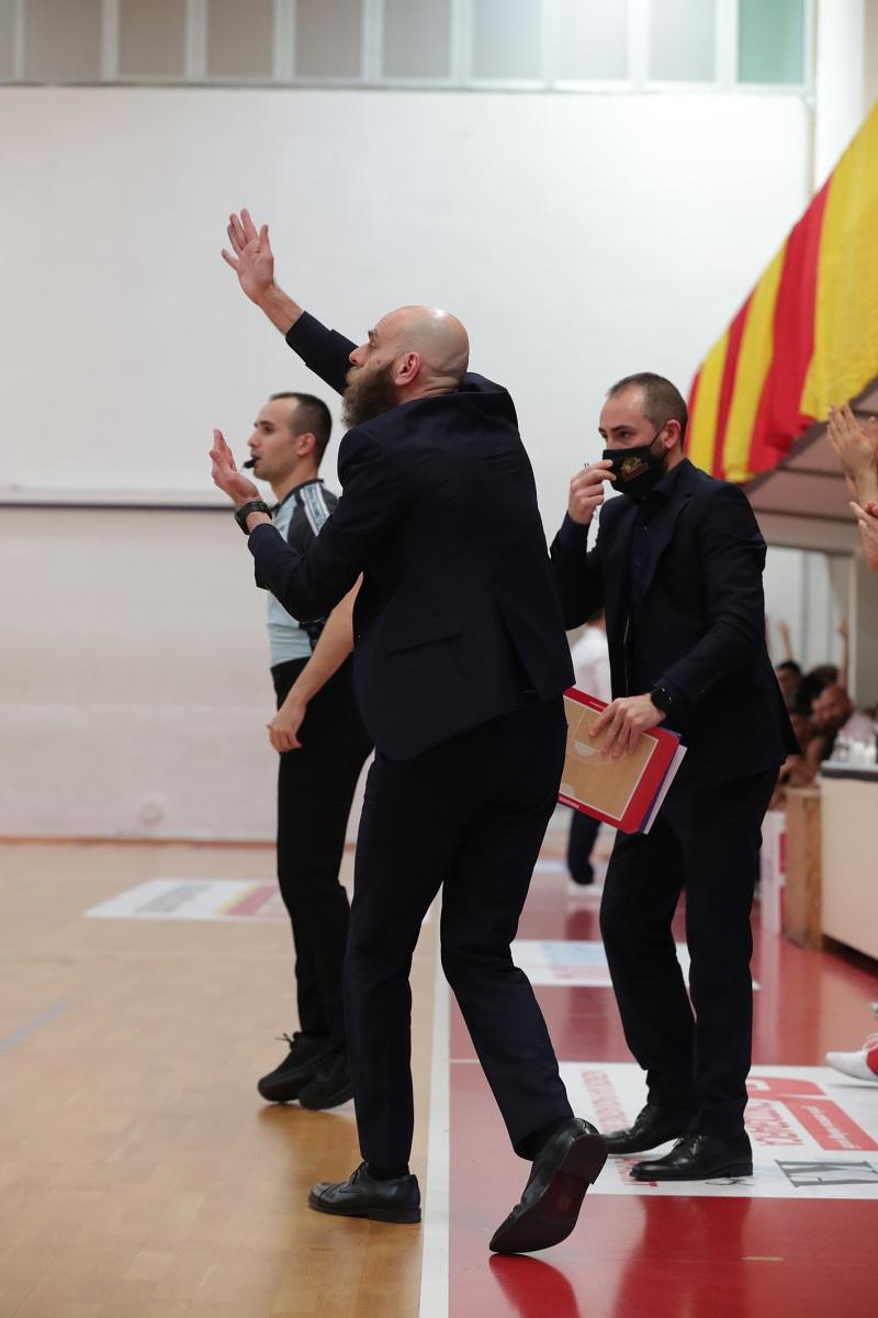 LNP serie A2, ventiquattresima giornata.  OraSi Ravenna - Allianz Pazienza Cestistica San Severo.