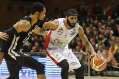 LNP serie A2 Ventesima giornata. OraSì Basket Ravenna - G.S.A. Udine.