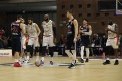 LNP serie A2 ventinesima giornata.  OraSì Basket Ravenna - Urania Milano.