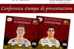Presentazione Davide Denegri e Giacomo Maspero