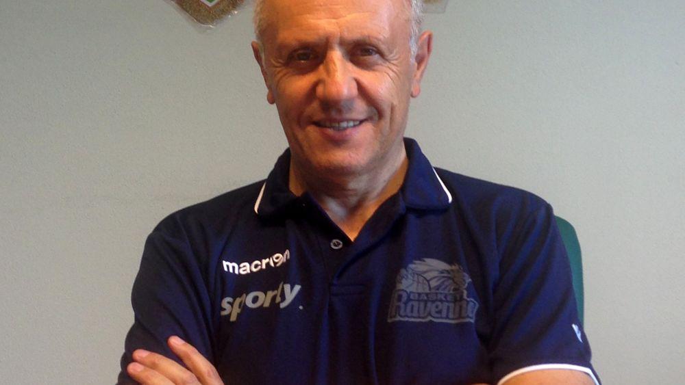 Tanti Auguri A Mauro Montini Basket Ravenna Piero Manetti