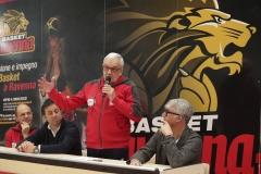 ORASI' BASKET RAVENNA. Presentato Bruno Boero, responsabile settore giovanile.