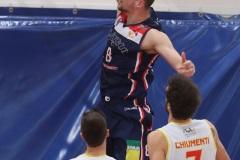 LNP serie A2, seconda giornata girone azzurro. OraSi basket Ravenna - UCC Assigeco Piacenza.
