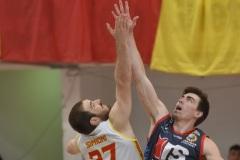 LNP serie A2, diciottesima giornata.  OraSì - LUX Chieti Basket 1974.