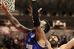 Lega Nazionale Pallacanestro. Quindicesima giornata, OraSì Ravenna - Bondi Ferrara.