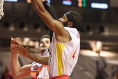 LNP serie A2 Undicesima giornata. OraSì Basket Ravenna - Termofoggia Aurora Jesi.
