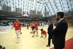 LNP Serie A2 seconda giornata. OraSì Basket Ravenna - Benacquista Assicurazioni Latina.