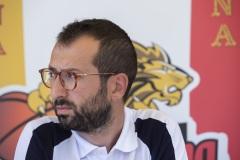 ORASI' BASKET RAVENNA, PRESENTATO GIULIO GAZZOTTI. Alessandro Lotesoriere