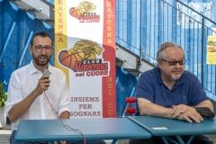 ORASI' BASKET RAVENNA. Alessandro Lotesoriere nuovo allenatore con Roberto Vianello