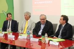 ORASI' Basket Ravenna, presentazione della squadra presso la sede di UNIGRA