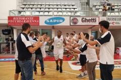 Supercoppa: Orasì Ravenna - Unieuro Forlì