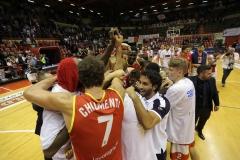 Unieuro Forlì - OraSì Basket Ravenna 70-76