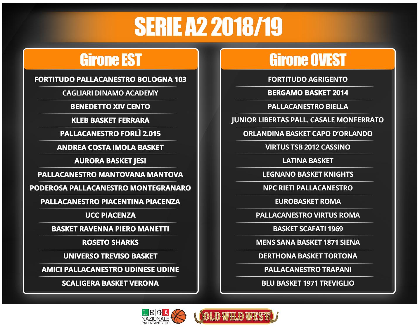 Serie A2 Basket Calendario.Martedi Prossimo Alle 12 Il Calendario Di A2 Basket